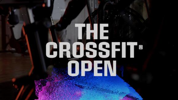 Crossfit Open promotion – 2021
